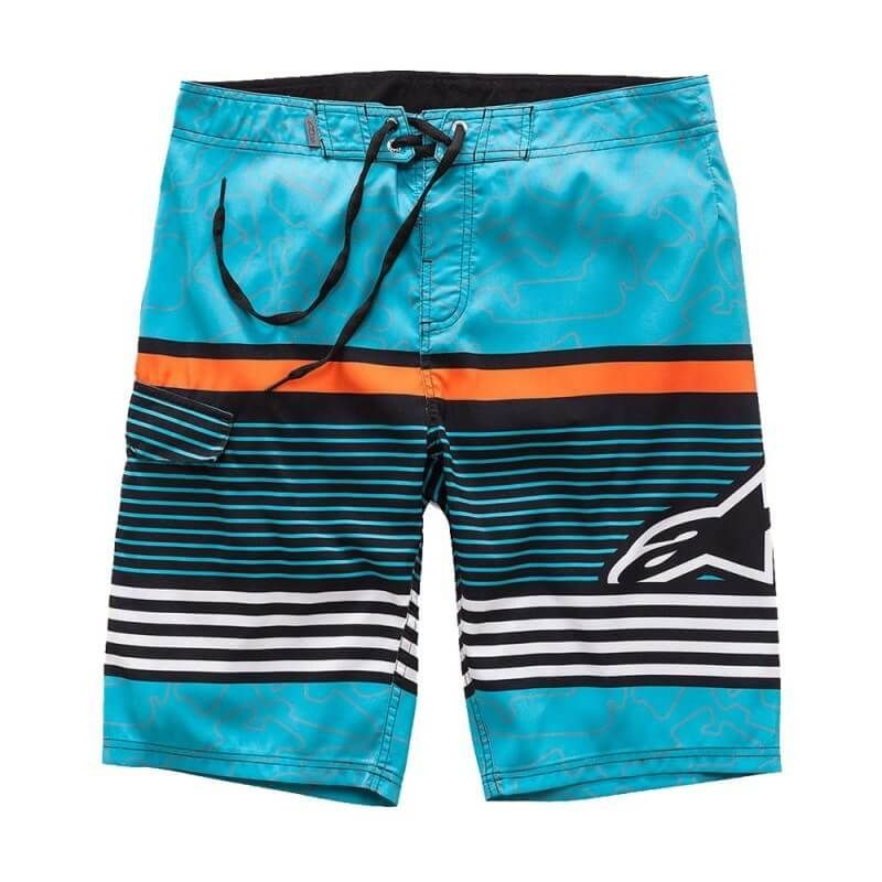 COSTUME ALPINESTARS LAPTIME BOARDSHORT