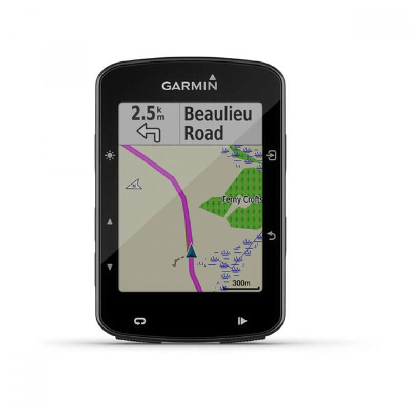 CICLOCOMPUTER GARMIN EDGE 520 PLUS GPS (010-02083-10)