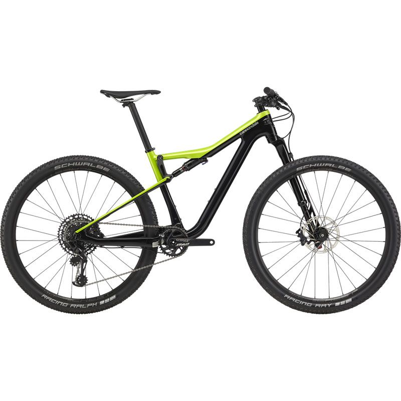 BICI CANNONDALE SCALPEL SI CARBON 4