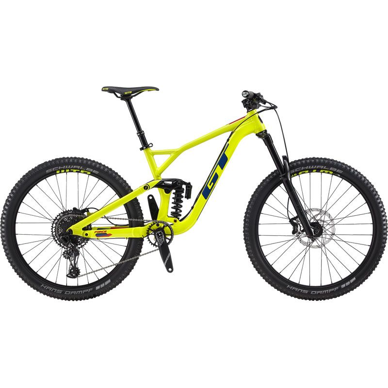 BICI GT FORCE ALLOY ELITE 2019