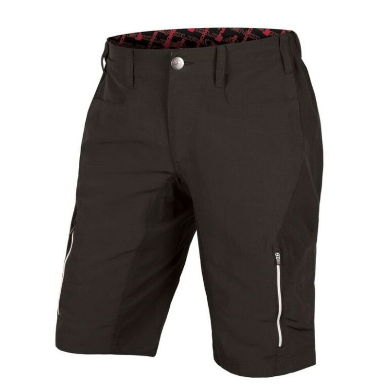 SINGLETRACK III SHORTS NERO DAVANTI