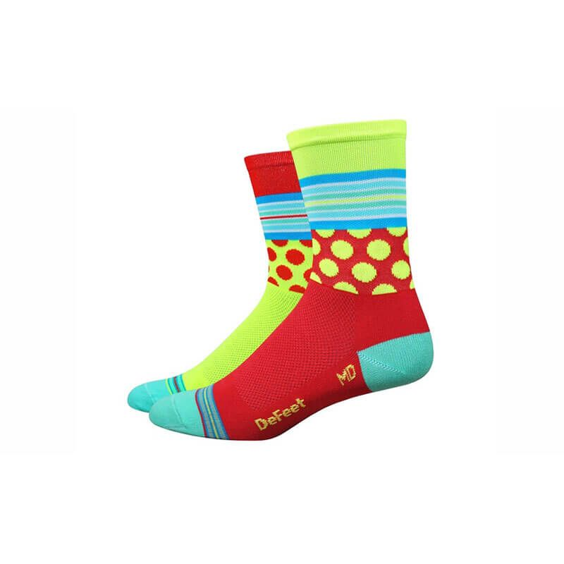 CALZE DEFEET AIREATOR 5 MASH-UP