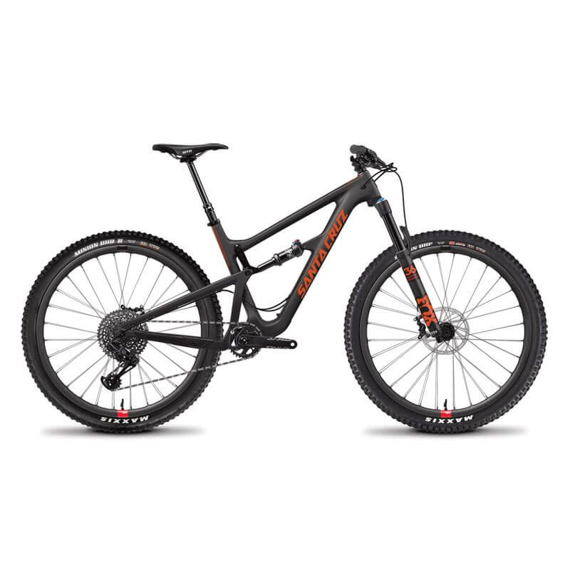 BICI SANTACRUZ HIGHTOWER C KIT S RESERVE