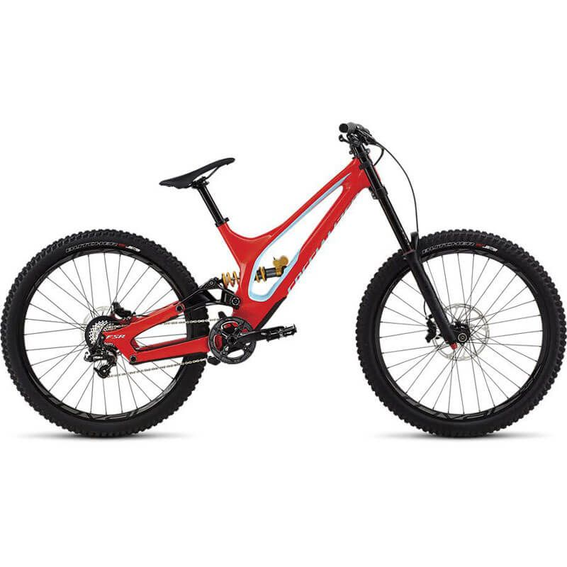 BICI SPECIALIZED DEMO 8 I CARBON 2018