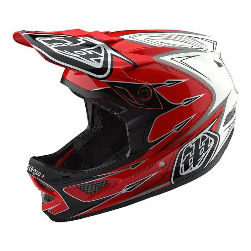 CASCO TROY LEE DESIGNS D3 COMPOSITE CORONA 2018