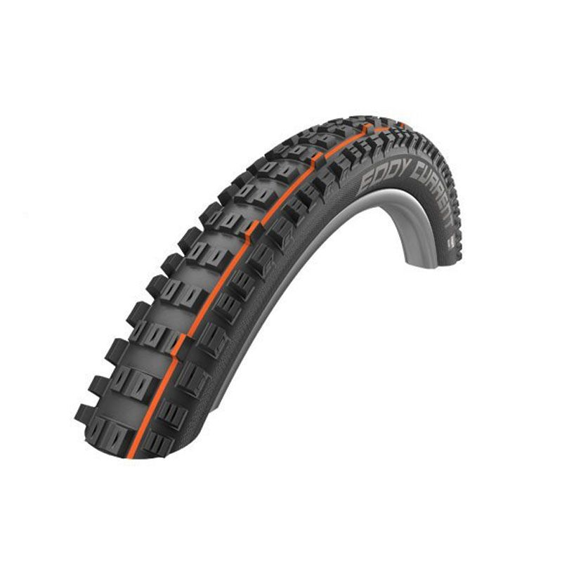COPERTONE SCHWALBE EDDY CURRENT FRONT EVOL 27.5X2.60 TLE SNAKES. ADDIX SOFT