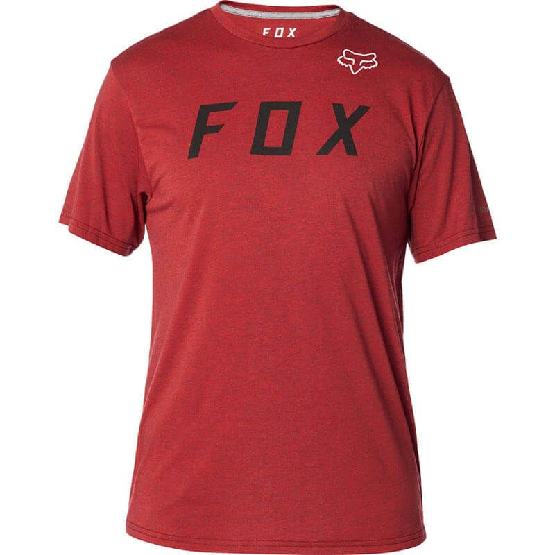 MAGLIA FOX GRIZZLED SS TECH TEE 2019