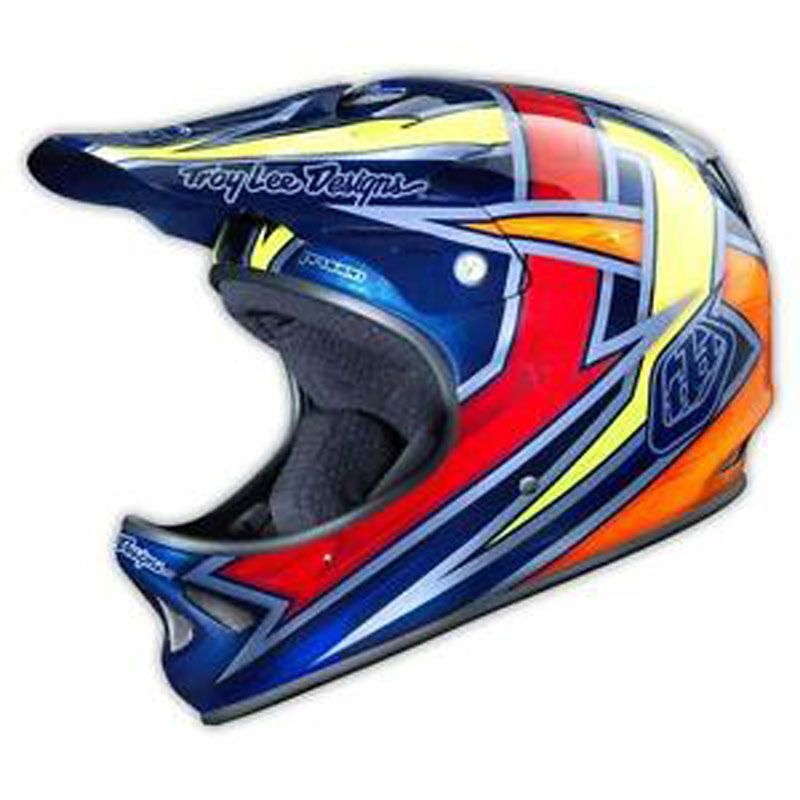 CASCO TROY LEE DESIGNS D2 PROVEN 2015