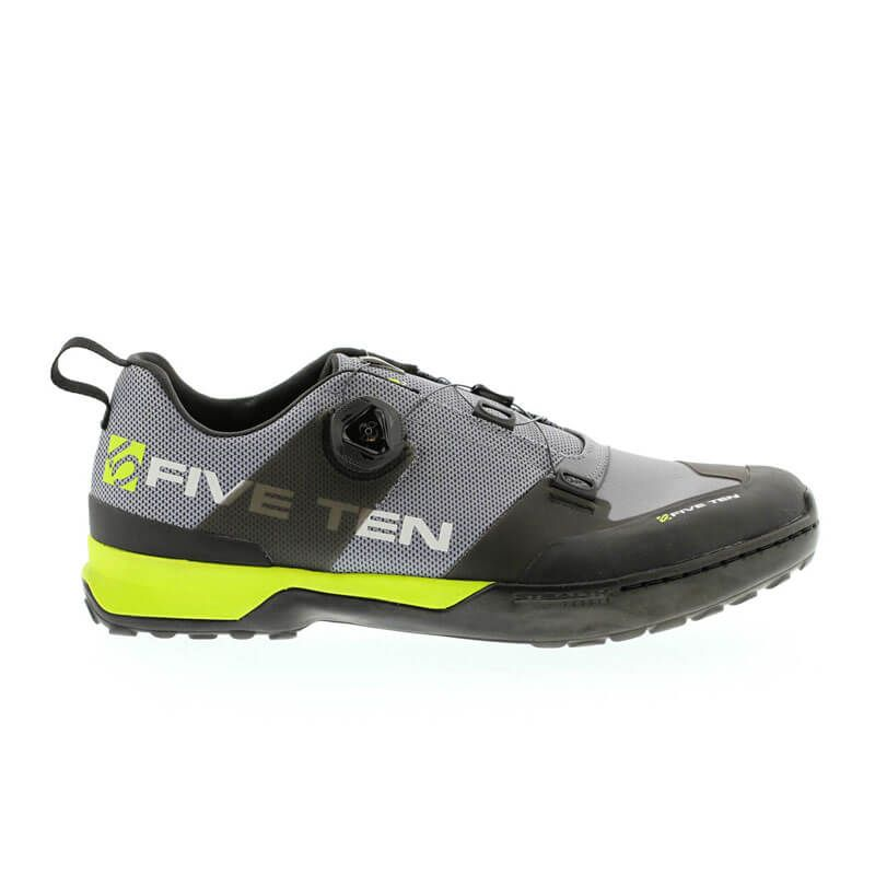 SCARPE FIVE TEN KESTREL GRIGIO/LIME