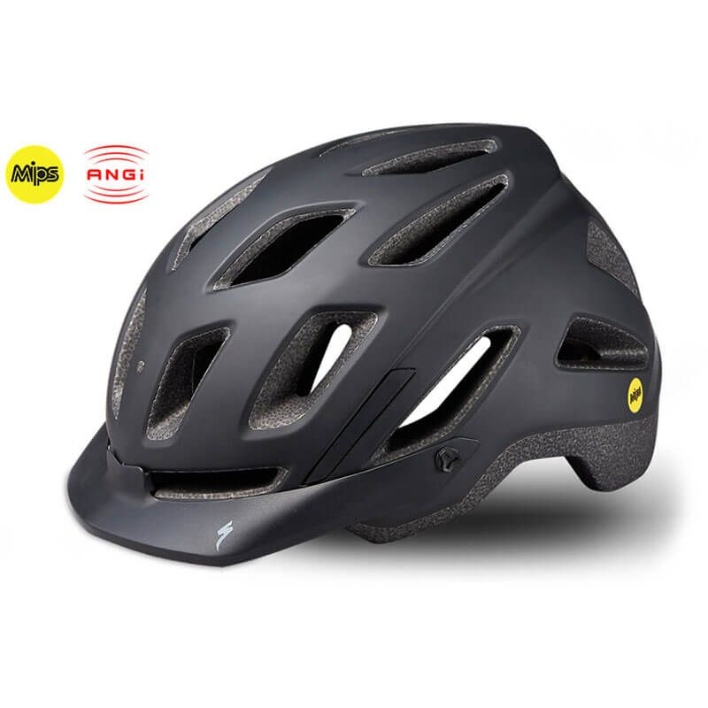 CASCO SPECIALIZED AMBUSH COMP E-BIKE ANGI MIPS