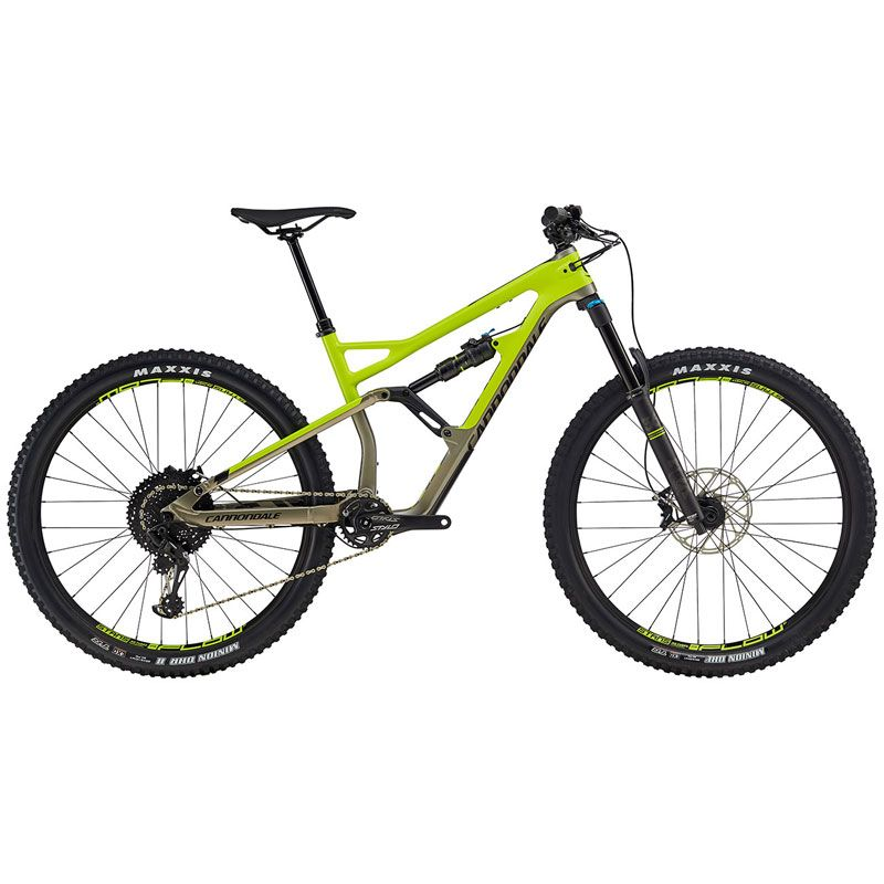 BICI CANNONDALE JEKYLL 29 - 3 2019