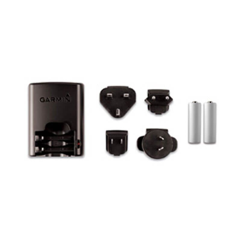 KIT GARMIN CARICABATTERIA + 2 BATTERIE