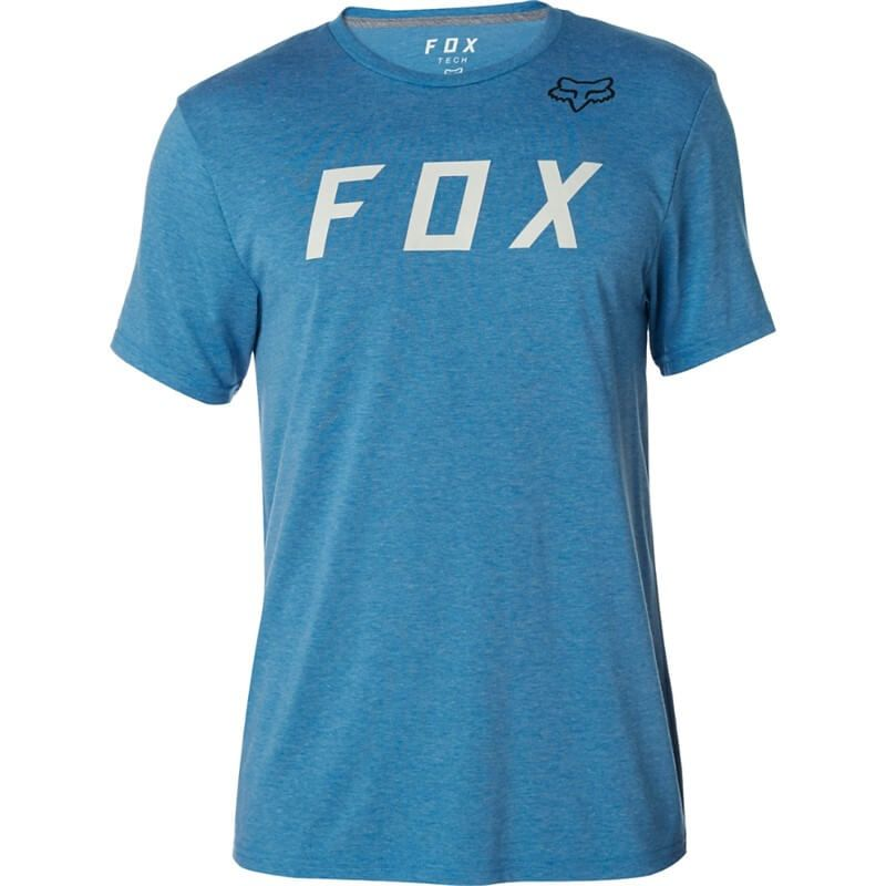MAGLIA FOX GRIZZLED SS TECH TEE