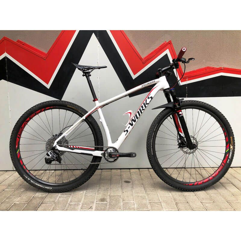 BICI SPECIALIZED STUMPJUMPER HT S-WORKS CARBON 29