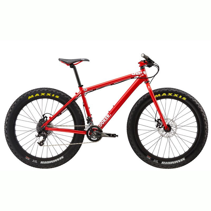 Bici CHARGE Cooker Maxi 1 Rossa