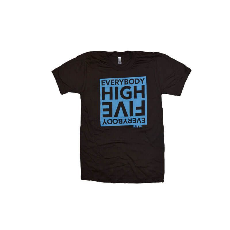 T-SHIRT RITTE HIGHFIVE