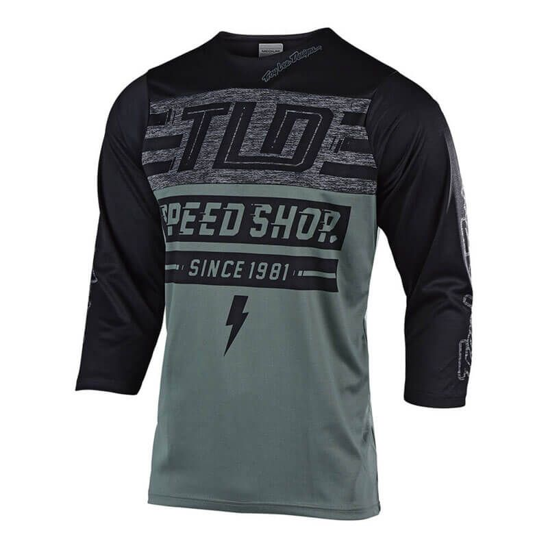 MAGLIA TROY LEE DESIGNS RUCKUS BOLT