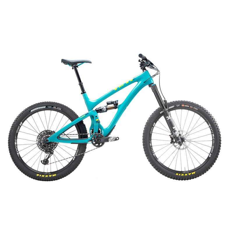 BICI YETI SB6C KIT GX EAGLE 2019