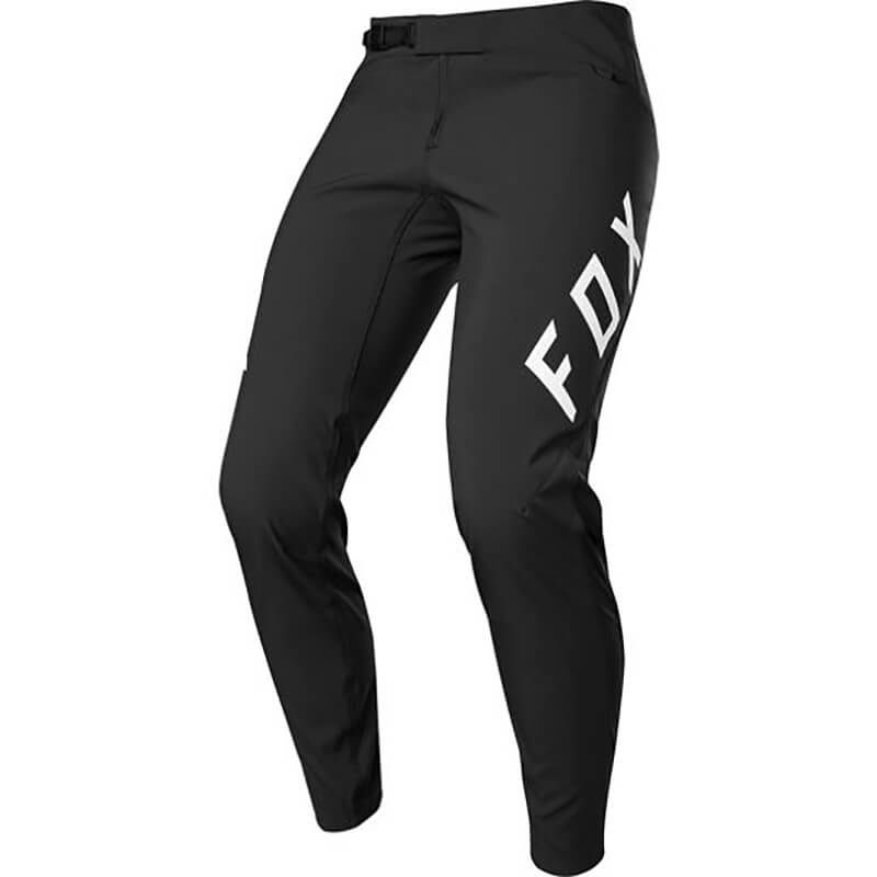 PANTALONE FOX DEFEND NERO FRONTE