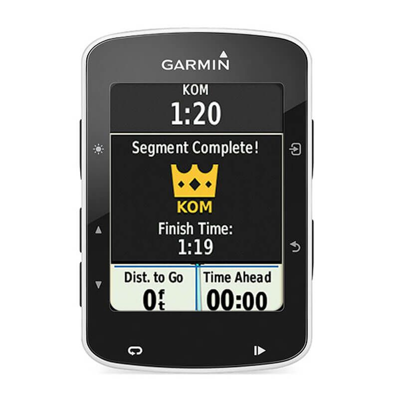 CICLOCOMPUTER GARMIN EDGE 520 GPS (010-01368-00)