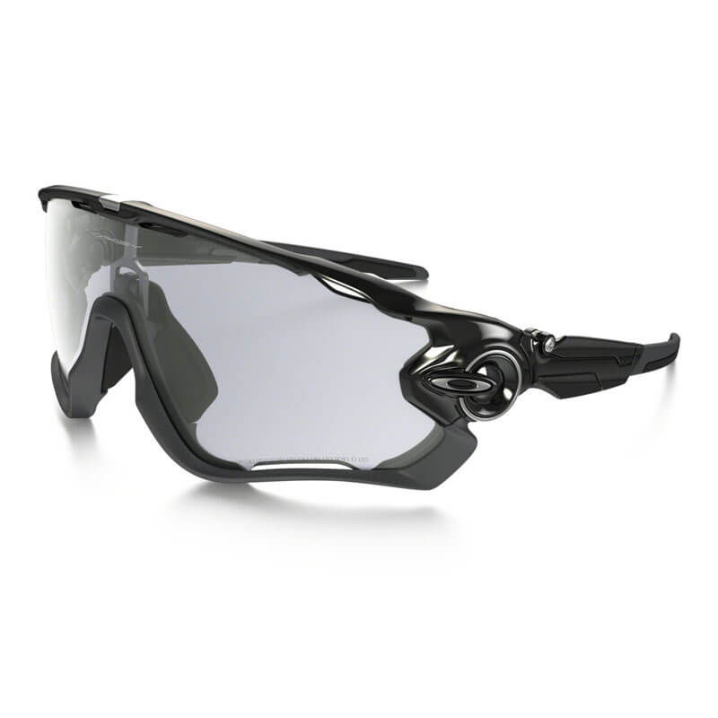 OAKLEY JAWBREAKER POL BLACK PHOTO