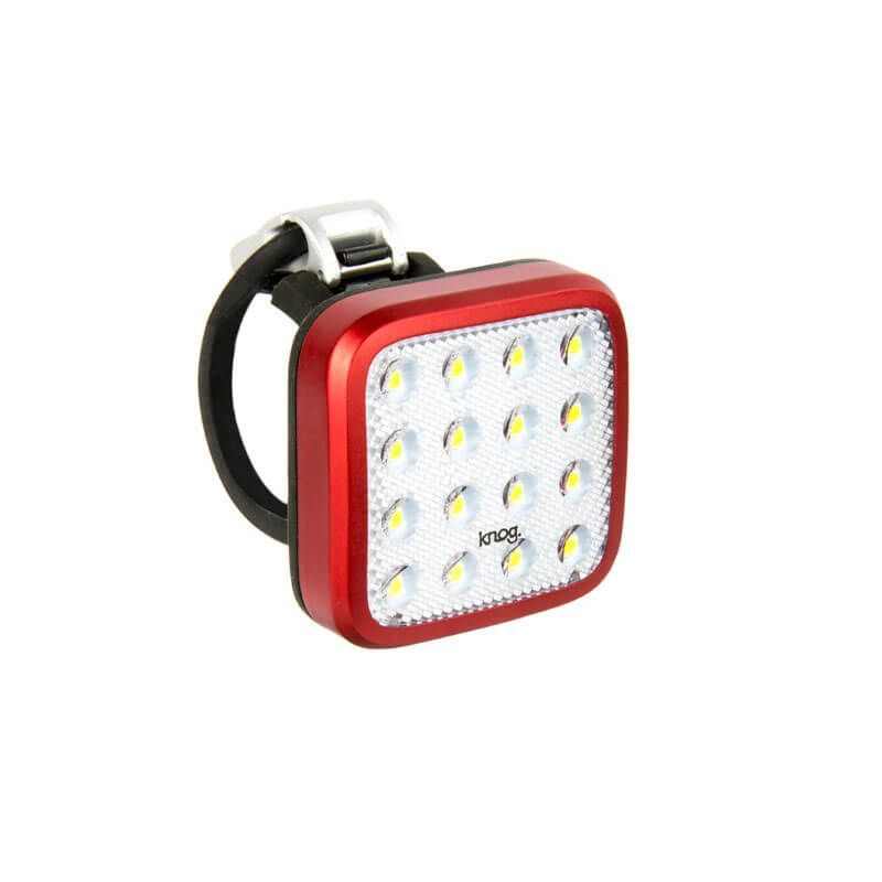 LUCE KNOG BLINDER MOB KID GRID FRONT