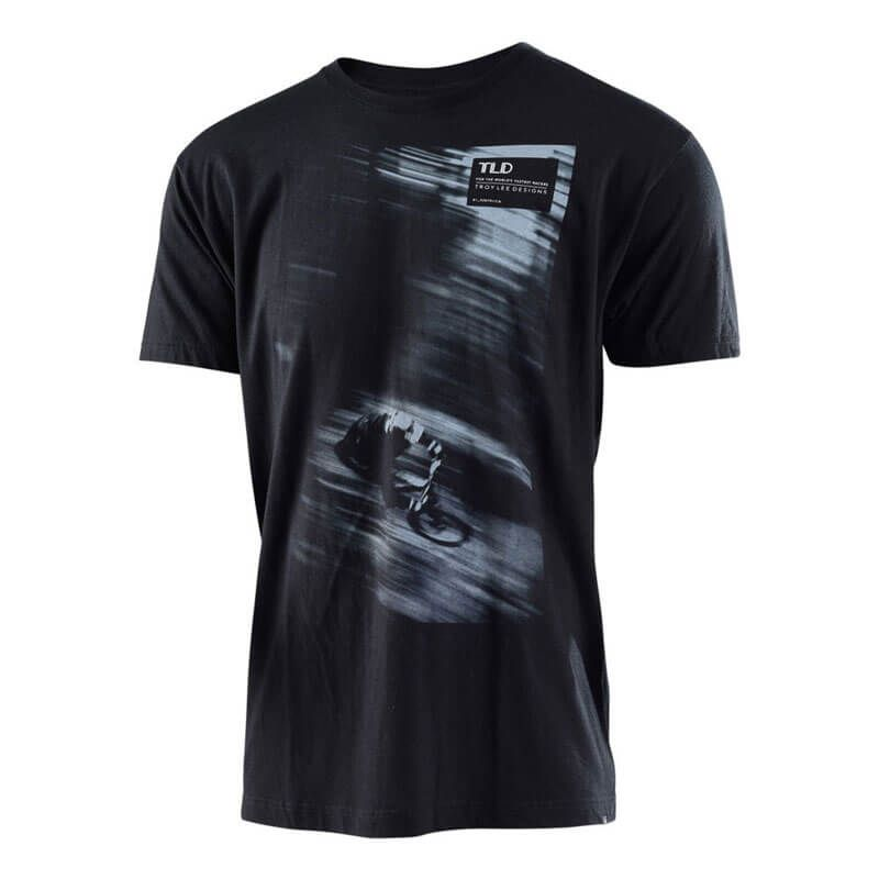 T-SHIRT TROY LEE DESIGNS DODGE N BURN 2017