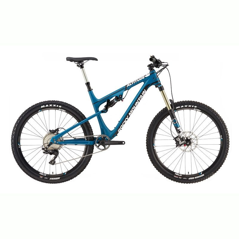 BICI ROCKY MOUNTAIN ALTITUDE 750 MSL 2016