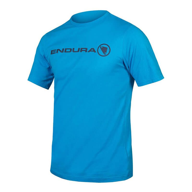 T-SHIRT ENDURA ONE CLAN LIGHT T AZZURRO