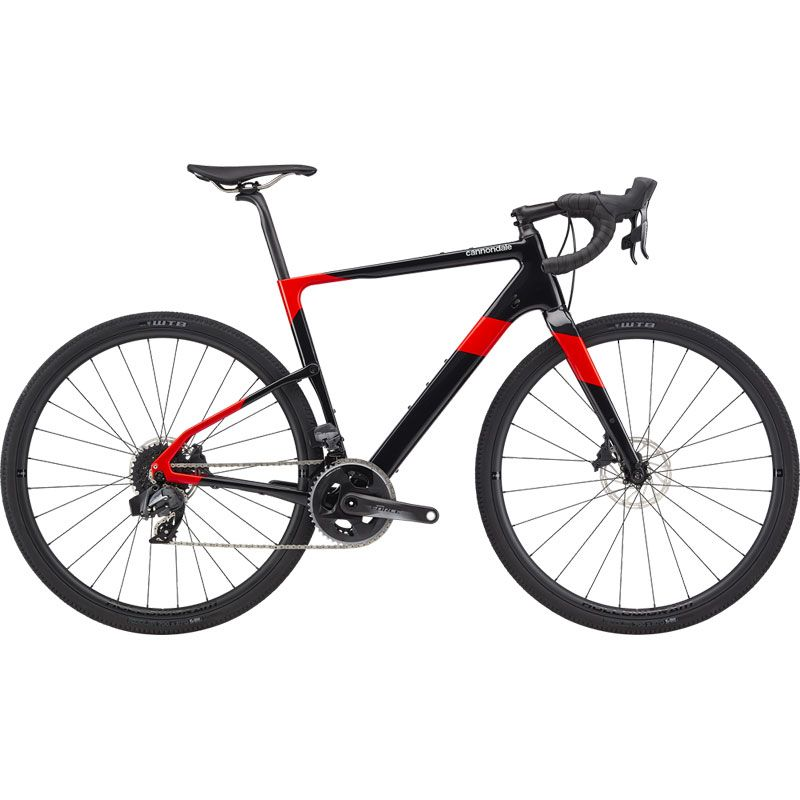 BICI CANNONDALE TOPSTONE CARBON FORCE ET