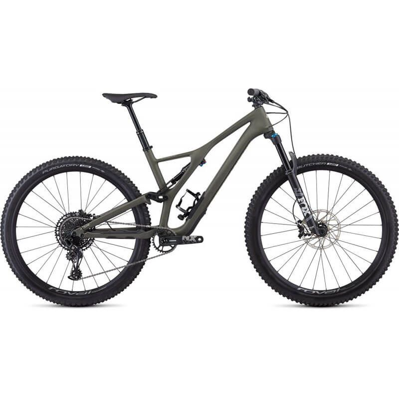 BICI SPECIALIZED STUMPJUMPER FSR ST COMP CARBON 29