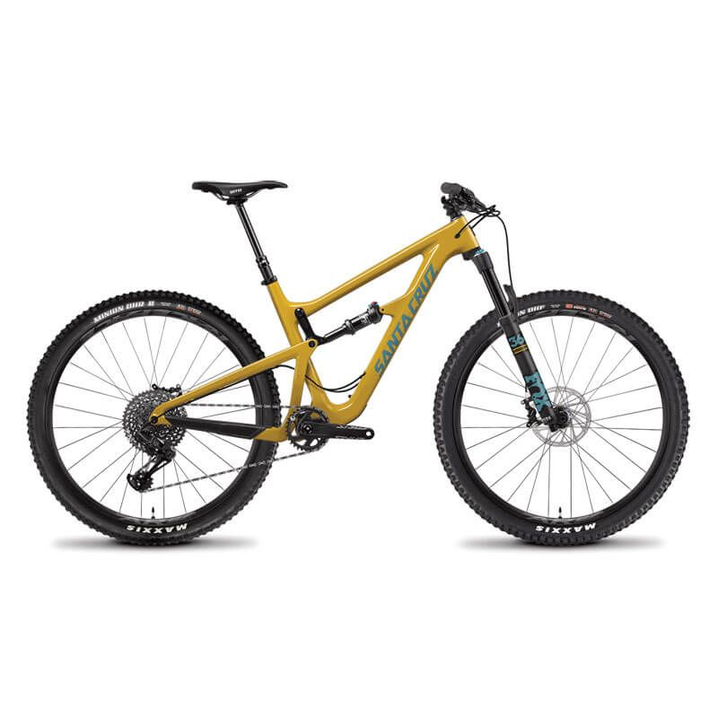 BICI SANTACRUZ HIGHTOWER C KIT S 2019